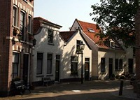 Nice 1880 house in a small town near Delft/Rotterdam/The Hague.