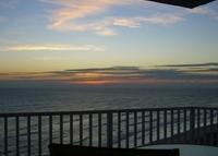 Daytona Beach/Ormond Area oceanfront 2 bedroom condo