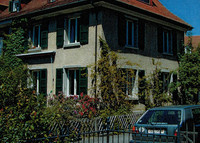 Charming family home close to the picturesque old town of Bern