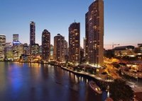 Brisbane City Queensland Australia, Spectacular Views on the river