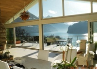 Luxury House with spectacular view over Lake Luzern