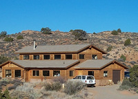 Located in redrock country near Arches and Canyonlands National Parks