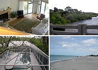 Secluded waterfront 3 bedroom house on a private road, Englewood/Venice Florida