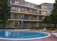 Nessebar, Bulgarian Black Sea, 3 bedroom apartment beside beach.