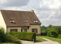 3 bedroom family home in North of France, between Paris and the sea