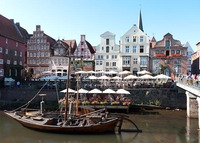 Beautiful Lüneburg near Hamburg in northern Germany! family-friendly!!