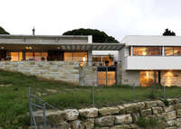 Modern House with a superb view on the sea near Barcelona Booked Aug15