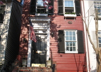 Charming historic home in Old Town, Alexandria, VA (nr Washington, DC)