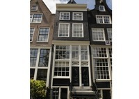 Amsterdam 17th century monumental house (with a nice garden too)