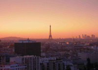 Paris 3BR with great view on Eiffel Tower now looking for  US  aug 16