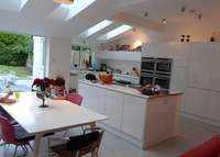 Newly renovated beautiful London home located in the leafy suburb of Muswell Hill, AUGUST 2013 Italy? UK weekend exchange?