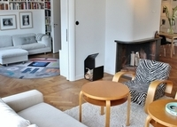 5 rooms in the absolute heart of Stockholm, steps from the waterfront.