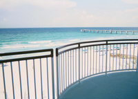 Ocean Breeze, a Luxury beach front condo