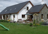 Our beautiful home is on an organic farm in the West of Ireland