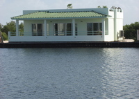 Belize - Beautiful 3 Bedroom Waterfront Home in New Resort on Ambergris Caye -Scuba, Snorkel, Fish, and Kayak off the World's 2nd Largest Barrier Reef