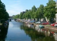 Nice maisonette in centre of Leiden, beautiful town near Amsterdam.