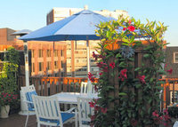 Boston's Historic North End 2BR/1Bath /Prvt Roof Deck w/water views