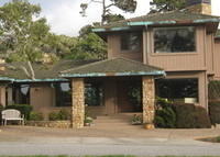 Pebble Beach Home With A Panoramic View of the Pacific Ocean and MPCC Golf Course