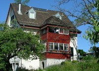 Charming Zurichsee-Style House with big garden in quiet neighbourhood