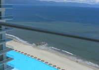 Oceanfront luxury 2 bedroom condo Puerto Vallarta Peninsula Towers