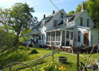 Century old home on Cape Breton's famed Cabot Trail to enjoy.