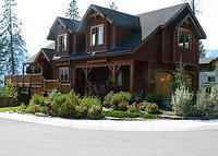 Beautiful Canadian Rockies alpine home - available August 2015