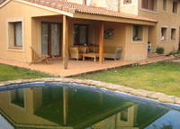 NEXT TO MADRID, EL ESCORIAL, FAMILY HOUSE. PRIVATE POOL