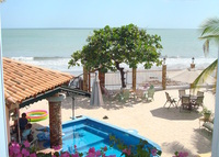 Beach Front Villa in Coronado, PANAMA- 6 Bedrooms