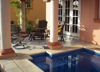 Caribbean - Trinidad. Comfy duplex on sea with plunge pool. Close to beaches, nature walks, golf, sailing, entertainment.