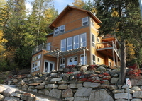 Beautiful home with fabulous views, Nelson, BC CANADA -