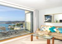 Exceptional holiday home in Torquay, Devon, 5 star, stunning sea view