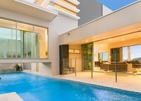 Huge luxury waterfront home Sunshine Coast, Queensland Australia.