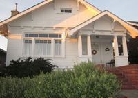 Sunny, colorful 1911 Craftsman home in walkable Berkeley, CA