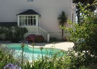Seaside villa with pool-300 meters to a huge beach, Normandy coast
