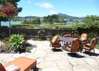 Light, Open, Private Sanctuary on the Water in Central Marin county