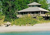 Caribbean-Style Beachhouse on Gulf of Mexico - Tropical and Secluded!
