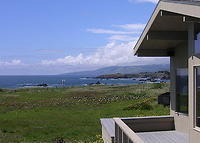 Ocean-front home, Sonoma Wine Country, Bodega Bay
