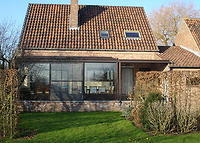 New Home Listing Large house in a quiet village near Bruges.