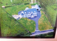 Four bedroom house in Co Donegal Ireland