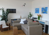 apartment in zurich, overlooking the lake, beautiful seefeld-quarter
