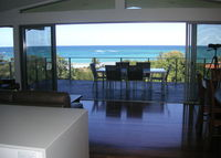 Stunning beachfront home, breathtaking views with the WOW factor.
