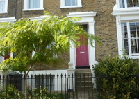 A pleasant home in a vibrant area near the centre of London