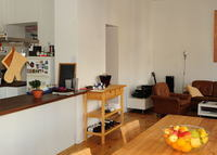 Spacious, beautiful apartment in the center of Berlin