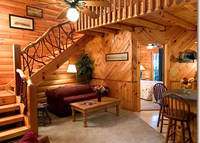 Cabin at beautiful Inn- Western North Carolina Mountains-Cashiers, NC