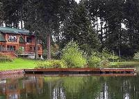 Lake Lodge at Eagle Place * Anderson Island in Puget Sound