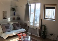 Romantic studio excellent location (Marais 4th)