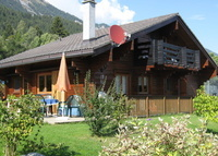 Fully equipped chalet in the heart of Valais