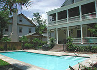 Luxurious home with private pool in wonderful Charleston Location