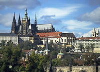 Large apartment right by Prague Castle, Charles Bridge and Old Town