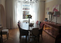 Large family (city)apartment in Amsterdam
